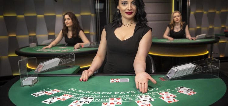 How to become a live croupier?